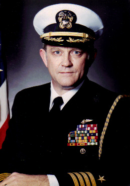 CAPTAIN THOMAS  B LATENDRESSE,  USN