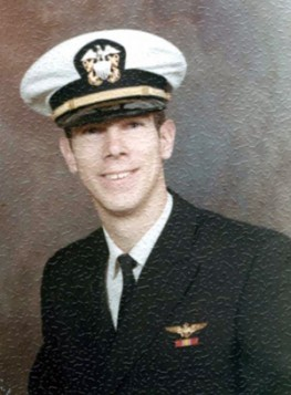 LT/CAPTAIN LAWRENCE  D. ROLLOW, USNR/DELTA AIRLINES
