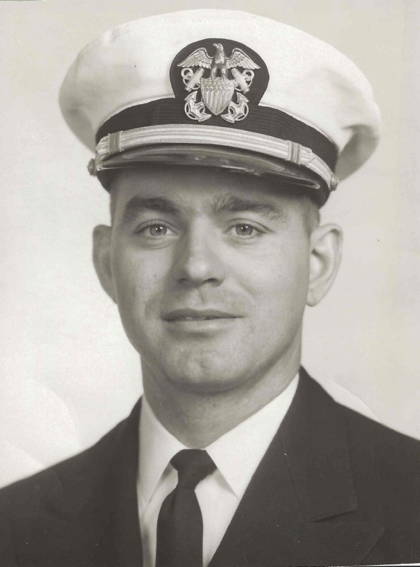 LCDR WILLIAM  L. BUSH, JR. USN