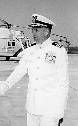 CAPT CLARENCE  R. EASTER,  USCG