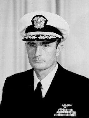 CDR WILLIAM  R. FORD,  USN
