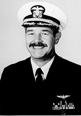CAPT JAMES  D. EHRET, USN