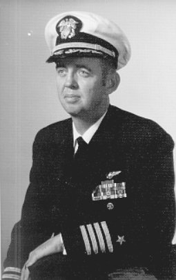 CAPT ALBERT  D. FOX,  USN