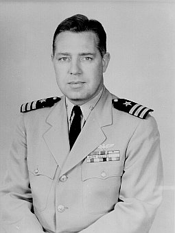 CDR C.  BILL GREGG,  USN