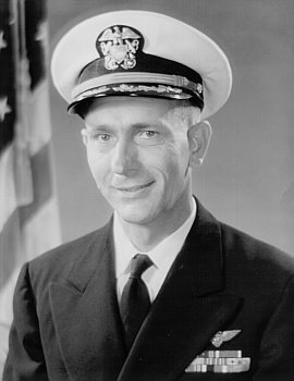 CDR WILLIAM  T. HENDERSON, USN