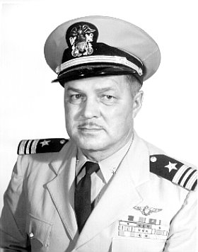 LCDR GEORGE  S. HARNEY, USN