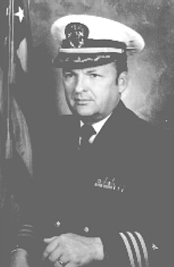 CDR KENNETH  B. LANGE, USN