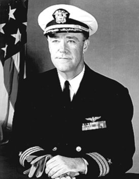 CDR JAMES  E. LITTLE, USN