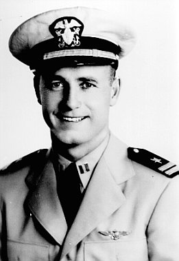 LCDR WILLIAM  M. LAING,  USNR