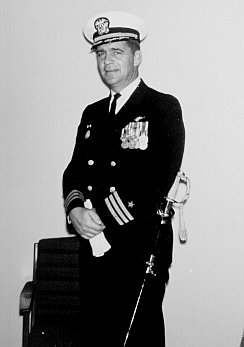 CDR RICHARD  A. MACKELL, USN