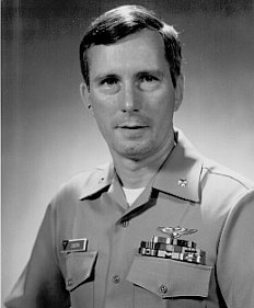 CDR KENNETH  E. OSBORN,  USN