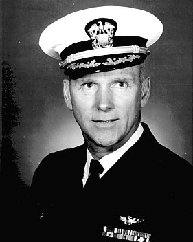 CAPT KEITH  H. ROBERTSON, USN