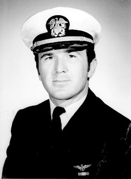 LT WILLIAM  F. ZUNA, USN