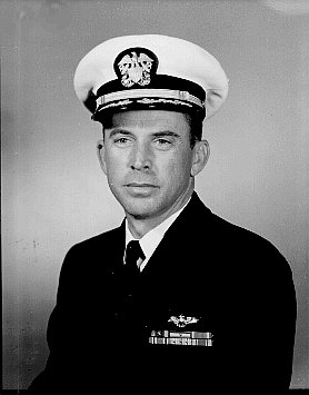 CDR JAMES  T. WHITE, USN