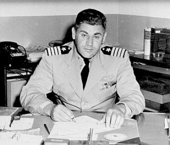 CAPT HOMER  F. WEBSTER,  USN