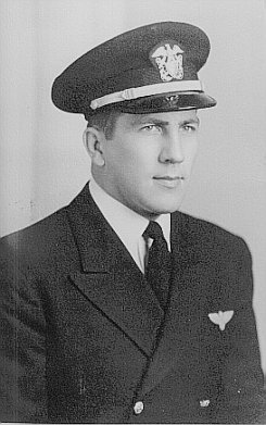 CDR WILLIAM  H. ROBINSON,  USN