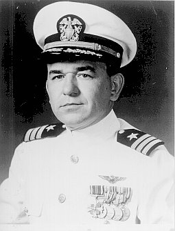 CDR PERRY  W. USTICK,  USN