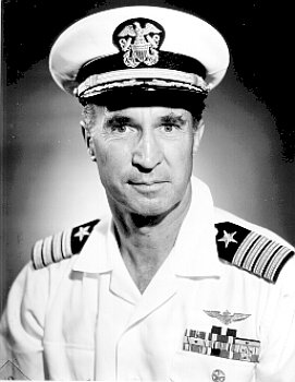 CAPT LAWRENCE  G. TRAYNOR,  USN