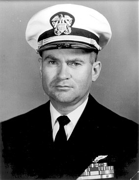 LCDR COLIN  F. SHADEL, USN