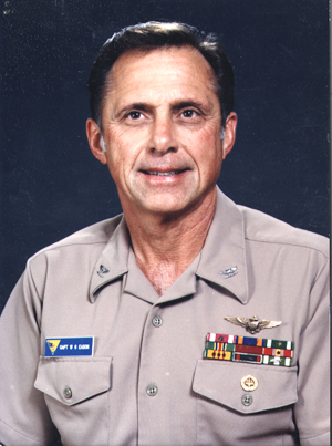 CAPT WILLIAM  G. EASON, USN