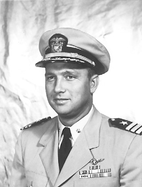 CDR FRED  H. GAGE, JR. USN