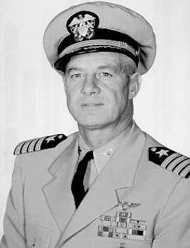 CAPT LAWRENCE  E. FLINT, USN