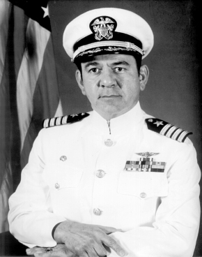 CAPT TOMMY  K. ANASTON, USN