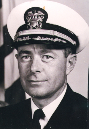 CAPT WILLIAM   CARRIER, JR. USN