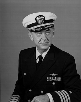 CAPT GROVER  K. GREGORY, USN