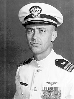 CDR HUBERT  A. MARLIN, USN