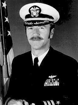 CDR WILLIAM  T. MARR,  USN