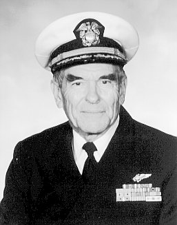CDR LAURENCE  R. NAEGELY, USN