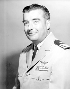 CDR GEORGE  E. NUBER, JR. USN