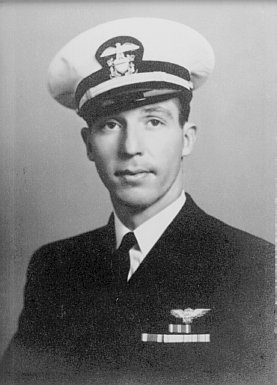 CDR GEORGE  L. WRENN,  USN